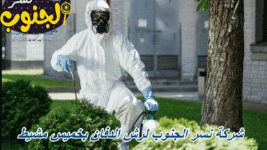 شركة رش دفان بخميس مشيط