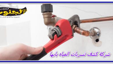 Photo of شركة كشف تسربات المياه بابها 0531559396