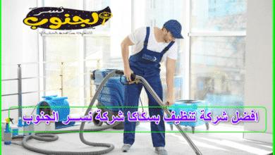 شركة تنظيف بسكاكا