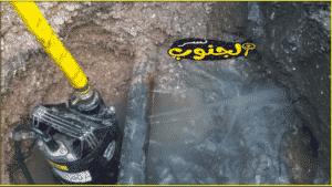 شركة كشف تسربات المياه بسكاكا